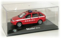 "Škoda Fabia Combi Hasičský Záchranný Sbor ""1998"" Abrex"