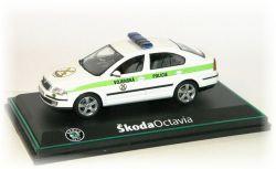 """Škoda Octavia II Vojenská policie   """"2004"""""""