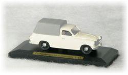 ŠKODA 1202 - pick-up s plachtou