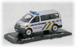 Volkswagen T5 Policie ČR