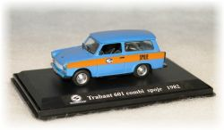 Trabant 601 combi    Spoje