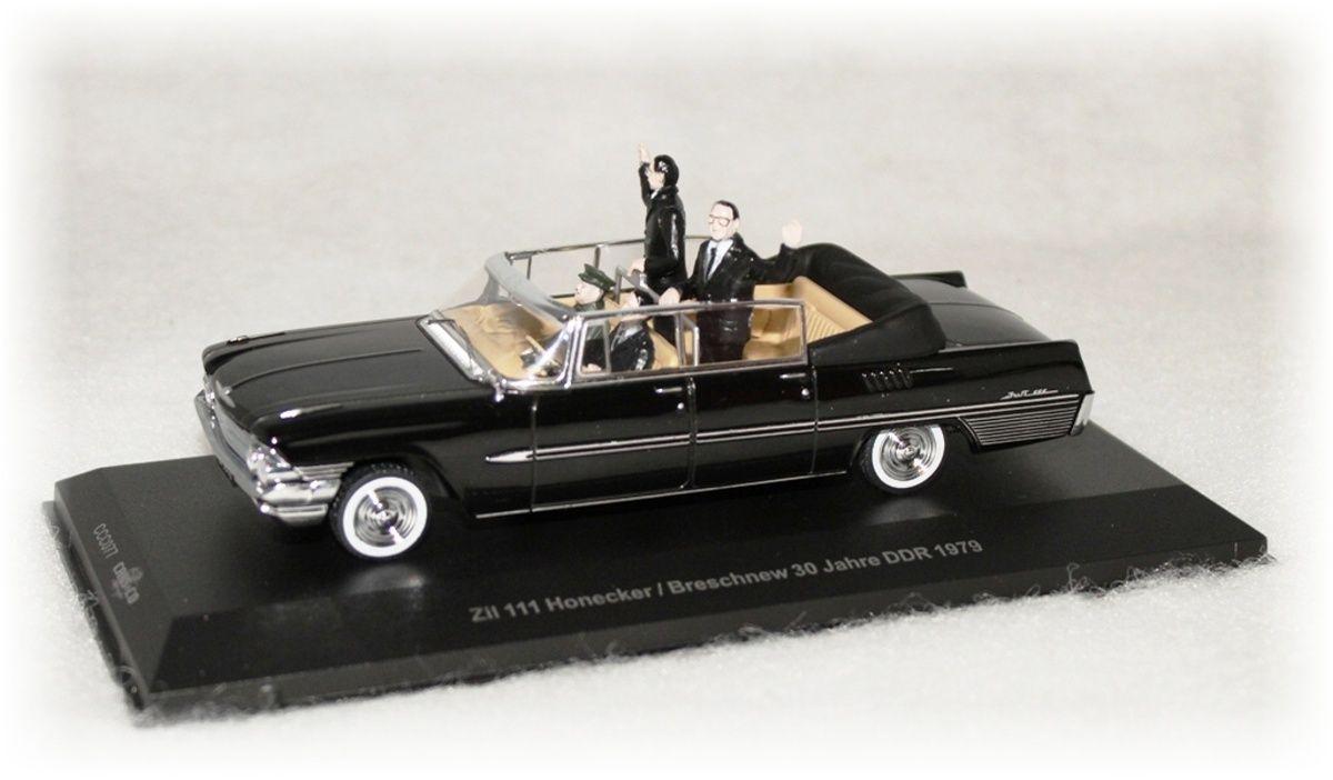 Zil 111 cabrio Erich Honecker a Leonid Iljič Brežněv IST Modely