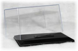 Vitrína plastová 150x84x78 mm