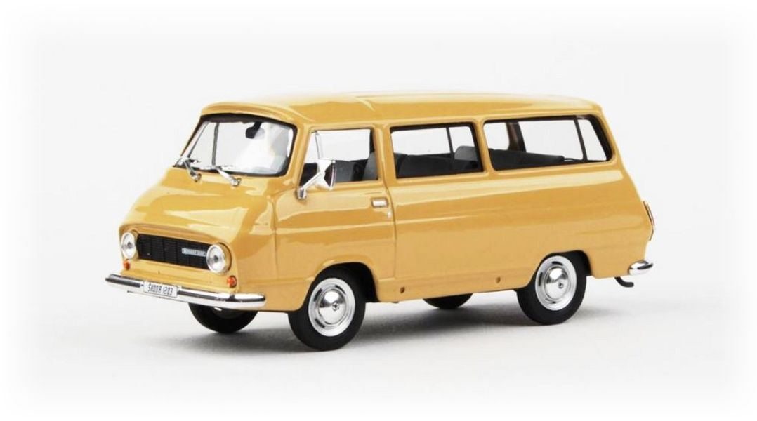 Škoda 1203 Abrex