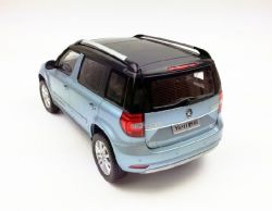 Škoda Yeti facelift