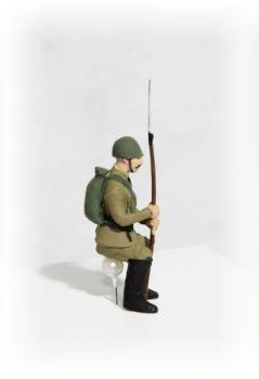 Voják s bajonetem Modely od Patrona