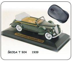 """Podložka pod myš - Škoka T 924   """"1939"""""""