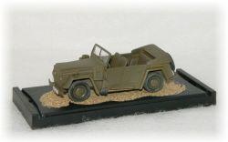 ŠKODA 1101 - velitelské vozidlo