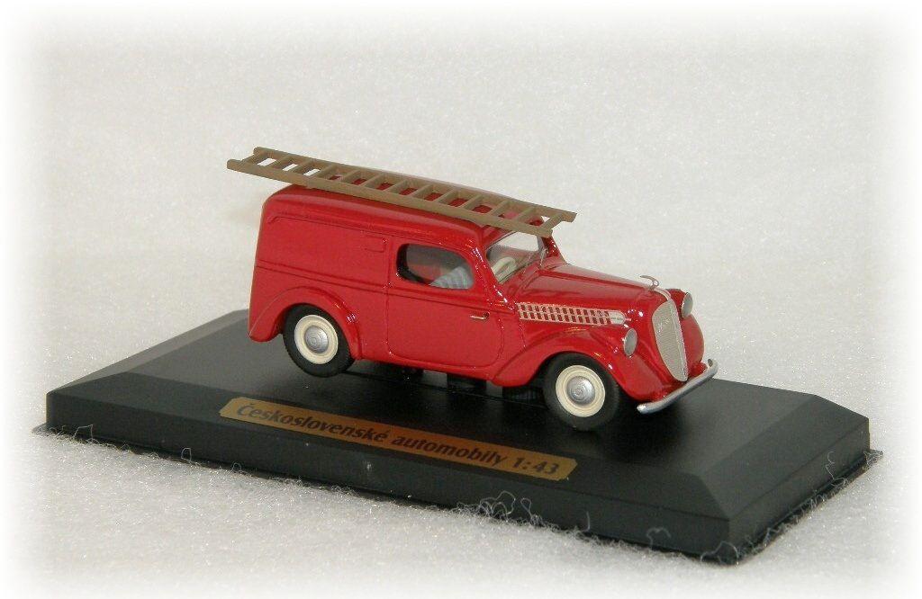 ŠKODA POPULAR OHV hasiči CVKP