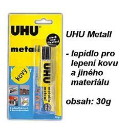 UHU Metall - lepidlo na kov 30g