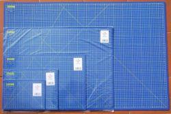 Řezací podložka 300 x 220 mm (A4)