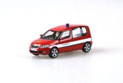 """Škoda Roomster Hasičský záchranný sbor hl. města Prahy  """"2006"""""""