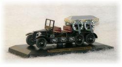 TATRA T26/30  pohřební vůz
