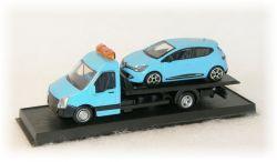 Ford Transit - odtahový vůz