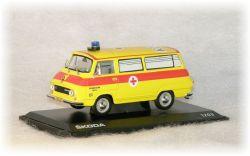 Škoda 1203  Sanitka - Záchranná služba PRAHA